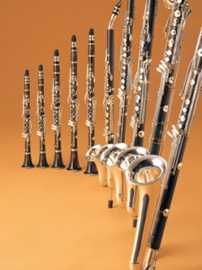 BuffetClarinetFamily